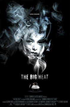 The Big Heat (1953) Poster