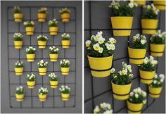 Livre Design - Blog de decoração, design de interiores e tendências 2012. dicas de: Sem espaço? Adora verde? O Jardim Vertical é a solução perfeita para você