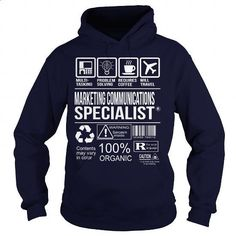 Awesome Tee For Marketing Communications Specialist - #cheap shirts #college hoodies. I WANT THIS => https://www.sunfrog.com/LifeStyle/Awesome-Tee-For-Marketing-Communications-Specialist-Navy-Blue-Hoodie.html?id=60505