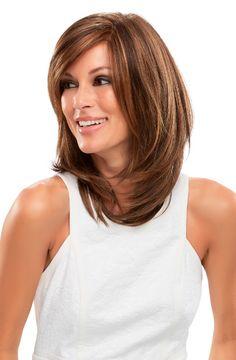Sandra Wig by Jon Renau #syntheticwigs #wigs #wigshopping