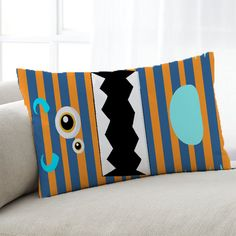 Items similar to Personalized farbric DIY kids Monster Pillow kit, personalized pillow case, bedroom decor-Kid's bedroom decor, craft project, Fabric. on Etsy Kids Pillows, Animal Pillows, Throw Pillows, Projects For Kids, Diy For Kids, Craft Projects, Nursery Decor, Bedroom Decor, Personalized Pillow Cases