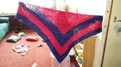 shawl for a friend C2c, Shawl, Blanket, Crochet, Chrochet, Blankets, Crocheting, Carpet, Scarfs