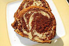 Marmorkuchen nach Frieda - klassische Art | Der beste Marmorkuchen ever!