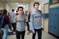 Bryce Cass & Devin Druid in season 2, episode 5 of 13 Reasons Why. : Beth Dubber/Netflix #13ReasonsWhy #Netflix #Bingeworthy #ybinge