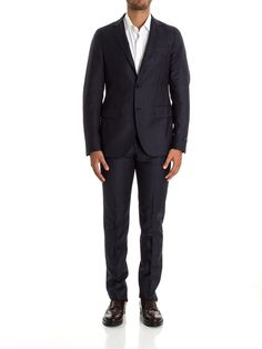 Tombolini - sartorial anthracite grey suit - ceremony suit - ZO ET LO EASY SHOPPING WORLDWIDE EXPRESS SHIPPING