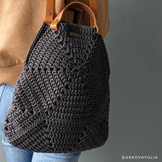 Crochet Baby, Knit Crochet, Mochila Crochet, Simply Knitting, Winter Baby Clothes, Knitting Magazine, Crochet Handbags, Summer Bags, Knitted Bags