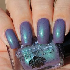 Emily de Molly Odd Strategy (Polish Pick Up June 2018) - Swatches & Review