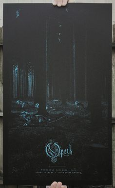 GigPosters.com - Opeth