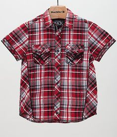 Boys Buckle Black Cajun Born Shirt at Buckle.com