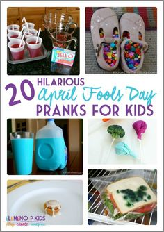 food pranks - 20 Hilarious April Fools Day Pranks for Kids Kids April Fools Pranks, April Fools Day Jokes, Best April Fools, Kids Pranks, Easy Pranks For Kids, Pranks Ideas, Kids Diy, April April, Zealand Tattoo
