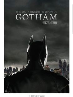 Just as Smallville ended with a first look at Clark Kent becoming Superman, FOX series Gotham is set to end as Bruce Wayne becomes the Dark Knight. Gotham News, Gotham Tv, Gotham Girls, Gotham Batman, Jaime Murray, Shane West, Camren Bicondova, Batman Poster, Batcave