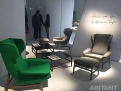 Кресла с высокими спинками