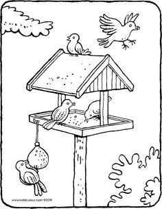 Dog Coloring Page, Animal Coloring Pages, Colouring Pages, Coloring Books, Winter Fun, Winter Season, Fairy Crafts, Fun Crafts For Kids, Spring Crafts