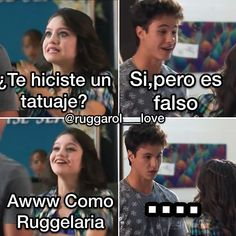 Sorry not sorry ahre Lo tenía que hacer • • • • • • • • • ⇝Liz⚡️❤️• • • #ruggeropasquarelli #karolsevilla #aguanteruggarol #aguantelutteo #ruggarol #lutteo #aguslina #gastina #agustinbernasconi #carolinakopelioff #michentina #simbar #michaelronda #valentinazenere #sitteo #lumbar #gastteo #allavoy #soyluna3 #lunavalente #matteobalsano #karolistas #ruggeristas #luna #matteo #lunaymatteo #karol #ruggero #karolyruggero