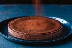 "Pastry chef Kirsten Tibbals celebrates the versatility of chocolate with this indulgent chocolate tart recipe from her new book titled ""Chocolate""."