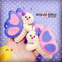 Instagram photo by  artedofeltro via ink361.com Diy Artesanato 4769c903d05