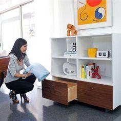 Roh Bookshelf, Lifestyle