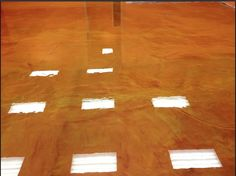 The finished product of Scarborough T-Zones Epoxy Reflector Floor. We are the first in Toronto to have the privilege to have these Amazing Floor. WOW !!!