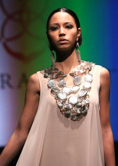 neckpieces on the 2013 runway pics | AFW-Runway-2013-Fashion-Designer-Jewelry-Kendra-Scott