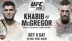 How long until the UFC 229 Nurmagomedov vs McGregor mega fight on? If you want to watch 229 UFC PPV live event online for free. Conor Mcgregor Latest, Ufc Conor Mcgregor, Mcgregor Fight, Connor Mcgregor, Ufc Live Stream, Stipe Miocic, Daniel Cormier, Dana White