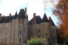 Le château de Meung-sur-Loire : Les châteaux de la Loire les plus remarquables - Linternaute