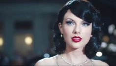 "If you're anything like me, you've already watched Taylor Swift's ""Wildest Dreams"" video at least 100 times since it dropped at the 2015 MTV VMAs. The video, which co-stars Scott Eastwood, is an epic visit to old Hollywood, completely with glamorous… Swift 3, Taylor Alison Swift, Dream Video, Dream Music, Scott Eastwood, Bad Hair, Her Music, Latest Pics, Britney Spears"
