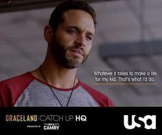 It's all about priorities.  #GracelandTV#CatchUpHQ