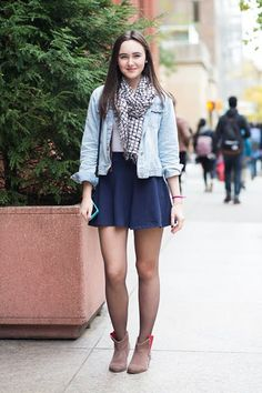 College Street Style, NYC Edition: 14 Ultra-Cool Snaps That'll Inspire Your School Wardrobe