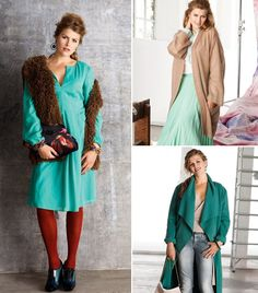 In Mint Condition: 12 New Plus Size #SewingPatterns #DIY