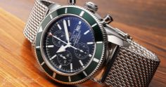 BREITLING Super Ocean Heritage Chronograph Limited Edition / Ref.