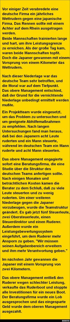 Vor einiger Zeit verabredete eine deutsche Firma.. | DEBESTE.de, Lustige Bilder, Sprüche, Witze und Videos