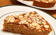Apple Butter Cake – no added sugar