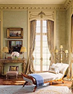 Decorating Inspiration: Chaise Longue