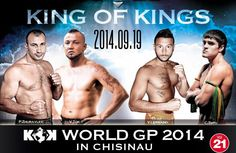 On 19.09.2014 KOK WORLD SERIES 2014 took place in CHISINAU. These are the results - ergebnisse: -65 KG SIRBU DMITRII (MOLDOVA) VS SILVIU COSMIN PODARIU (ITALY) WINNER BY POINTS 3-0 SIRBU DMITRII (M...