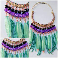 Necklace - FB: Alex Lotero joyeria artesanal