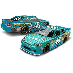 Jimmie Johnson #48 WE SAW HIM WIN IN THIS CAR!!