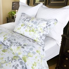 Antibes Printed Duvet Cover Set