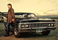 Dean and the Baby