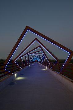 High Trestle Trail Bridge | High Trestle Trail Bridge The ne… | Flickr
