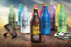 IndHed® Brewing Co by IndustriaHED®Branding, Packaging and everythingArt Director: Eduardo Andrade