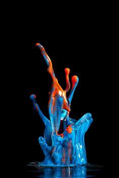 "Markus Reugels - ""Bleeding Color"""