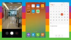 China's biggest smartphone maker, Xiaomi released the latest version of its customized version of Android — the MIUI 6. MIUI 6 has a new design that bears a striking resemblance to iOS 7