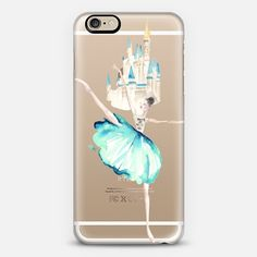 Cinderella Ballerina | Ballet - Classic Snap Case This is the most perfect case for me my two favorite things combined. I have no idea which board to put this in