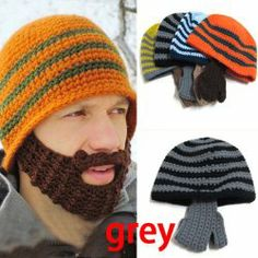 Beard Beanie | Creative Birthday Gift Ideas for Him