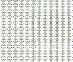 Viola riviniana 03 klein fabric by xantha on Spoonflower - custom fabric Pattern Making, Custom Fabric, Spoonflower, Craft Projects, How To Draw Hands, Fabrics, Colorful, Quilts, Printed