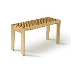 cosine/KOHSHIスツール メープル材 49875yen 職人技が光る格子座面が魅力のスツール