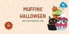 49 Muffins de Halloween | PS Tutoriales