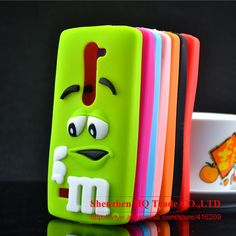 For LG Leon 4G LTE C50 C40 H340N H320 Case M&M'S Chocolate Candy Silicone Rubber Cases Covers Phone Case #clothing,#shoes,#jewelry,#women,#men,#hats,#watches,#belts,#fashion,#style