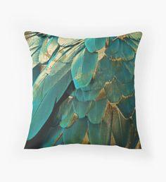 Green And Gold Pillows & Cushions Teal Cushions, Teal Throw Pillows, Gold Pillows, Floor Pillows, Throw Pillow Covers, Grey And Gold Bedroom, Gold Bedroom Decor, Teal And Gold, Bedroom Ideas