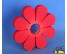 Stokrotka - Kwiaty, Dekoracje Do Przedszkola,Pokój Dziecięcy - Seledyn 02 - ARQ - DECOR | Pracowania Dekoracji ARQ DECOR